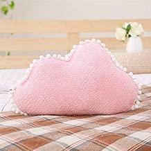 Creative Star Moon and Cloud Plush Pillows Stuffed Toys (pink, cloud)
