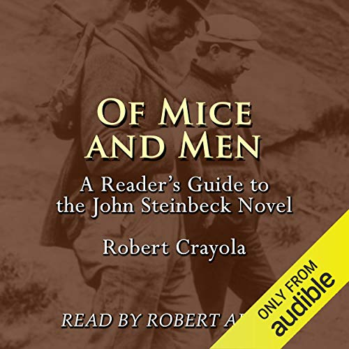 Of Mice and Men: A Reader's Guide to the John Steinbeck Novel  By  cover art