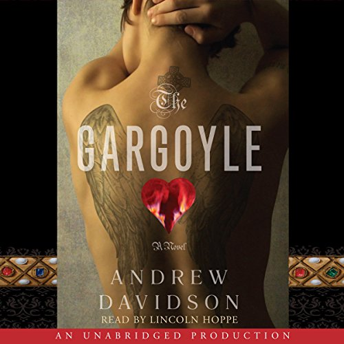 The Gargoyle audiobook cover art