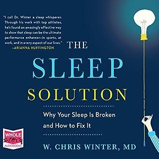 The Sleep Solution cover art