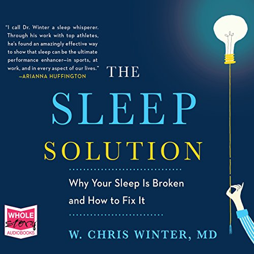 The Sleep Solution cover art