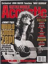 Guitar World Acoustic Magazine (No.62 -2003) (Jimmy Page - Whole Lotta Zep!)