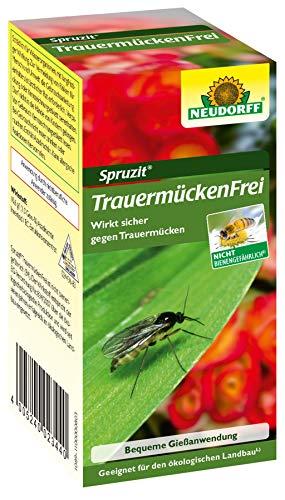 Neudorff Spruzit Trauermückenfrei, Gießmittel zur Bekämpfung von Trauermücken, 30ml