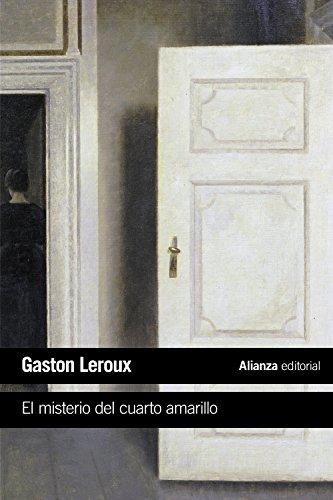 El misterio del cuarto amarillo (El libro de bolsillo - Literatura)