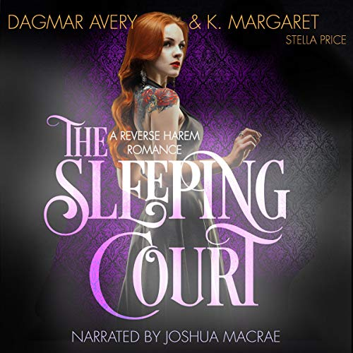 The Sleeping Court: 4 Book Series audiobook cover art