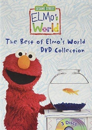 Sesame Street: The Best of Elmo's World - Volume 1 [DVD]