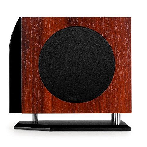 AUNA Areal 525 WD - Home cinéma, Système de Son Surround 5.1, 125 Watt RMS, Mono Subwoofer Actif, Sidefiring-Woofer 13,5 cm (5,25