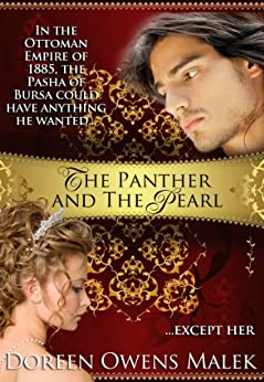 The Panther and The Pearl by [Doreen Owens Malek]