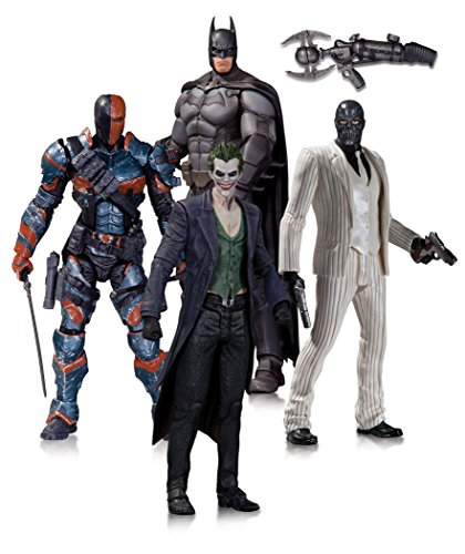 Batman: Arkham Origins Action Figure 4 Pack
