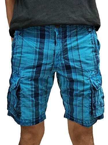 CMP 3U70467 Bermuda pour homme - Bleu - 42