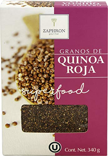 Zaphron Gourmet Quinoa Roja, 340 g