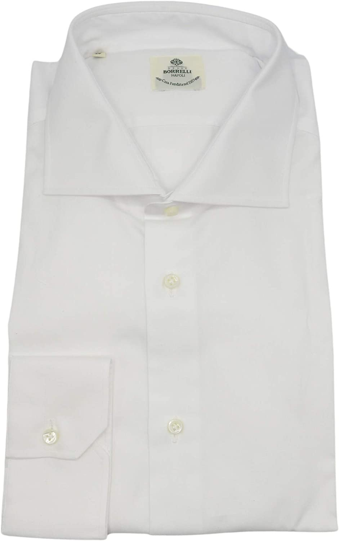 Borrelli Men's Napoli Dress Shirts Casual Button-Down Shirt