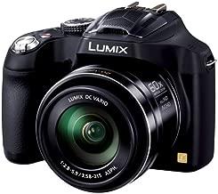 Panasonic LUMIX DMC-FZ70 16.1 MP Digital Camera with 60x Optical Image Stabilized Zoom and 3-Inch LCD (Black) - International Version (No Warranty)