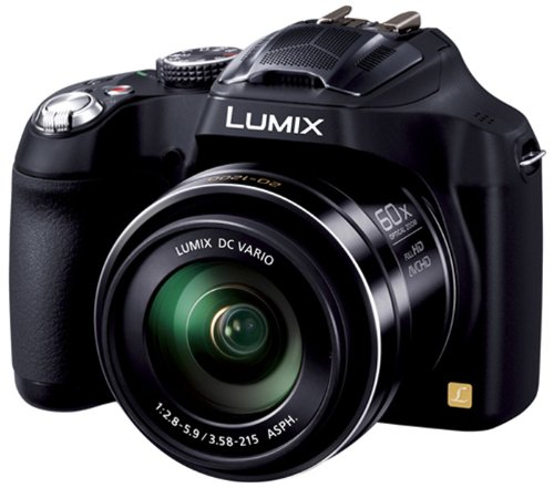 パナソニック デジタルカメラ ルミックス FZ70 光学60倍 ブラック DMC-FZ70-K