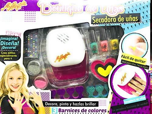 fabrica de uñas juguetes fabricante Mi Alegria