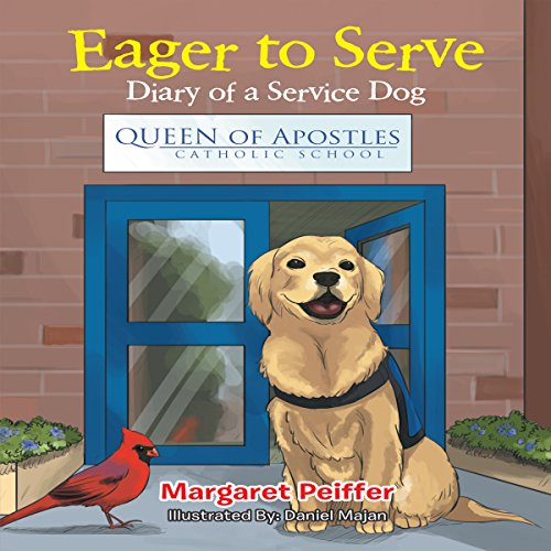 Eager to Serve audiobook cover art