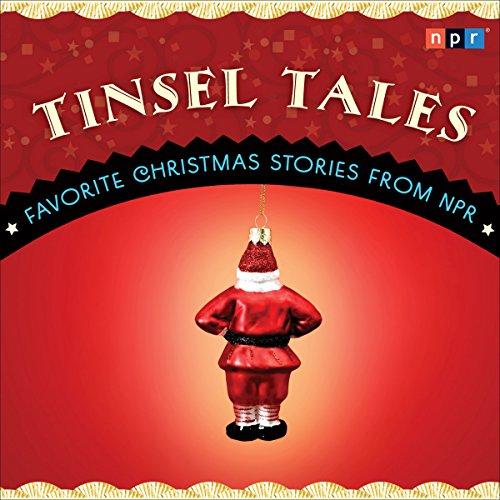 Tinsel Tales audiobook cover art