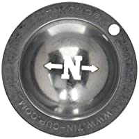 Tin Cup Alpha Players Cup N Golf Ball Stencil [並行輸入品]