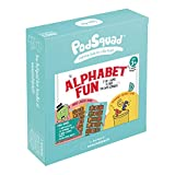 Learn vowels and consonants, learn first 3 letter words Includes 2 mini buckets, 26 alphabet tiles, 6 word ladder sheets, instruction sheet Build vocabulary and observation skills Perfect gift for birthday parties, return gifts and travel games
