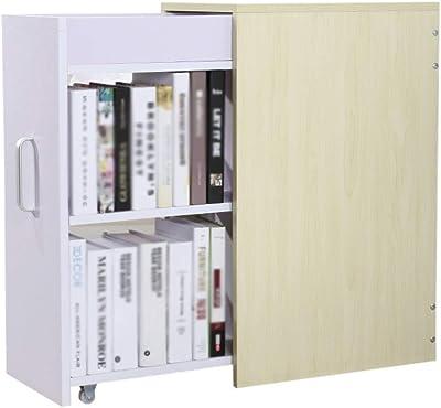 BLWX - Librería - Cajón Moderno Simple con Puerta Armario de ...