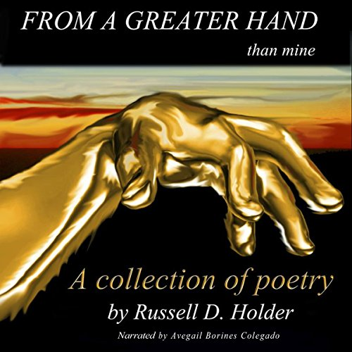 From a Greater Hand than Mine audiobook cover art