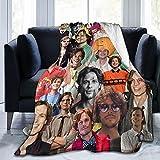 Matthew-Gray-Gubler Fleece Blanket Throw Lightweight Super Soft Cozy Luxury Bed Blanket Microfiber50 X40