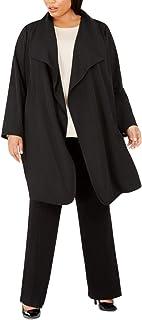 Alfani Womens Open Front Flutter Sleeves Officewear Jacket Blazer BHFO 1364