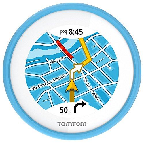 TomTom Silikonhülle (geeignet für VIO) hellblau