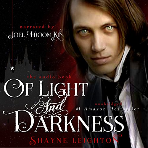 Of Light and Darkness audiobook cover art
