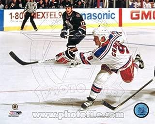 Adam Graves New York Rangers NHL Action Photo 8x10 #3