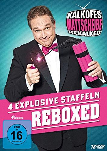Rekalked! - Reboxed! (Staffel 1-4) (18 DVDs)
