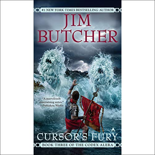 Cursor's Fury: Codex Alera, Book 3