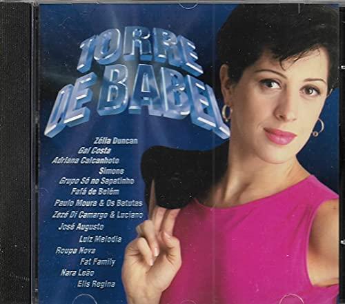 Torre de Babel - Cd Trilha Nacional Novela - 1998