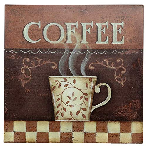 Roasted Coffee Retro Vintage Tin Bar Sign Country Home Decor