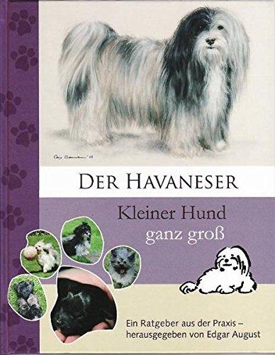 Der Havaneser Kleiner Hund ganz groß: Ein Ratgeber aus der Praxis - herausgegeben von Edgar August