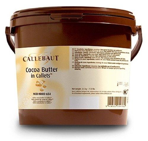 Callebaut Burro di Cacao (gocce) 3kg