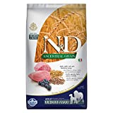 Farmina Natural & Delicious Ancestral Grain Cordero & Blueberry Adult Medium & Maxi Dog Food 5.5 lb