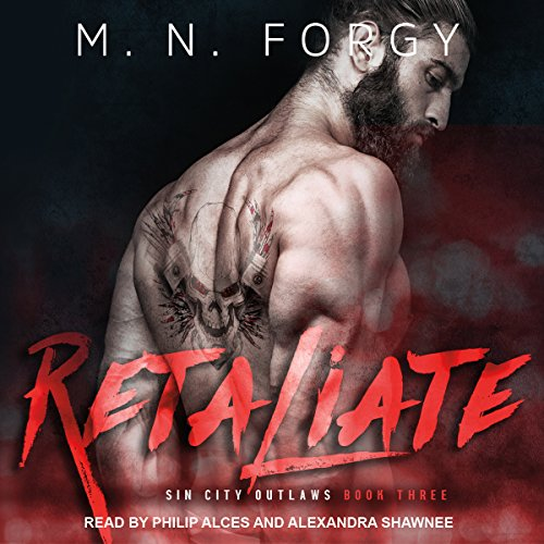Retaliate audiobook cover art
