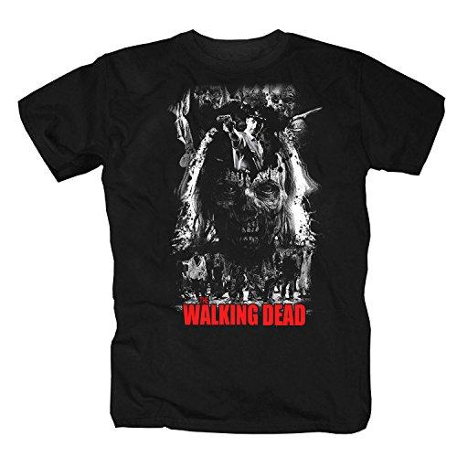 Walking Dead Shirt L