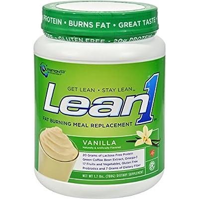 Nutrition53 Mix Shake Van Lean1