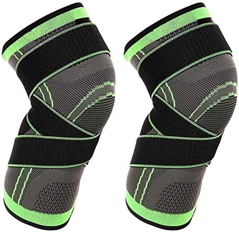 YCSM 1 Piece Set of Compression Protector Columbus Mall Knee Support Elastic Max 46% OFF