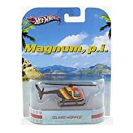 ISLAND HOPPER * MAGNUM, P.I. * Hot Wheels 2012 Retro Series Die Cast Fahrzeug