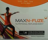 Max N-Fuze - 1 Month Supply - 30 Packs - New Presentation (2015)