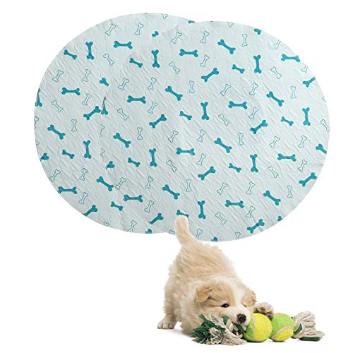 Geyecete Alfombras de adiestramiento Ultraabsorbente para Perros,Reutilizables Lavables de Almohadillas para caninas...