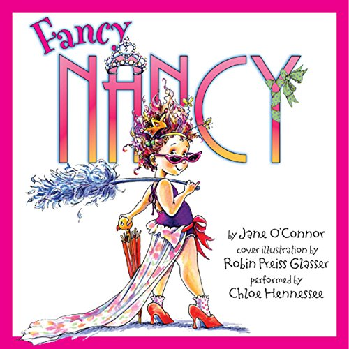 Fancy Nancy Titelbild
