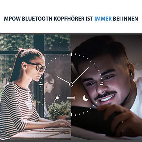 Mpow Mini Bluetooth Kopfhörer Bluetooth Bild 4*