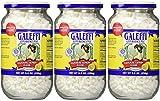 Galeffi, Effervescent Antacid, Natural Lemon Flavor 8.8 Oz (250g)-3 Pack Italy