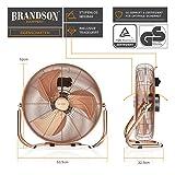 Immagine 1 brandson 86461841864 ventilatore a piantana