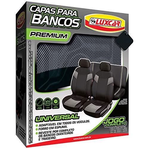 Capa De Banco Premium Luxcar Universal