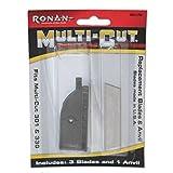 Ronan Multi-Cut Replacement Blades & Anvil for Ronan Multi-Cut Rubber Cutter …